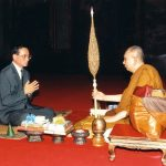 พระราชปุจฉา ระหว่าง องค์มหาราชา กับ องค์สังฆราชา แห่งสยามประเทศ