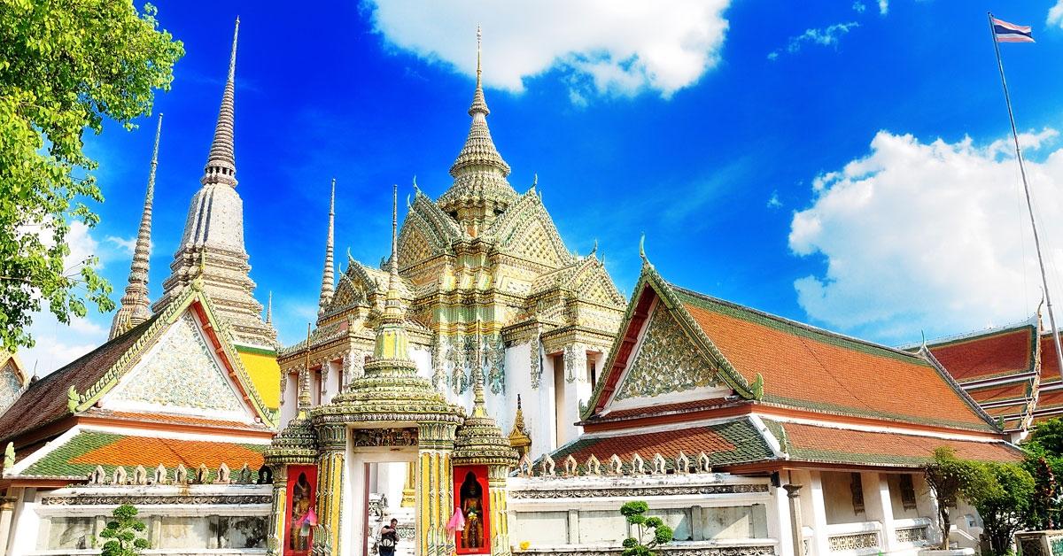 WAT (Temple) in Thailand - dhammathai.org